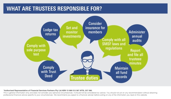 Infographic_What are trustees responsible for