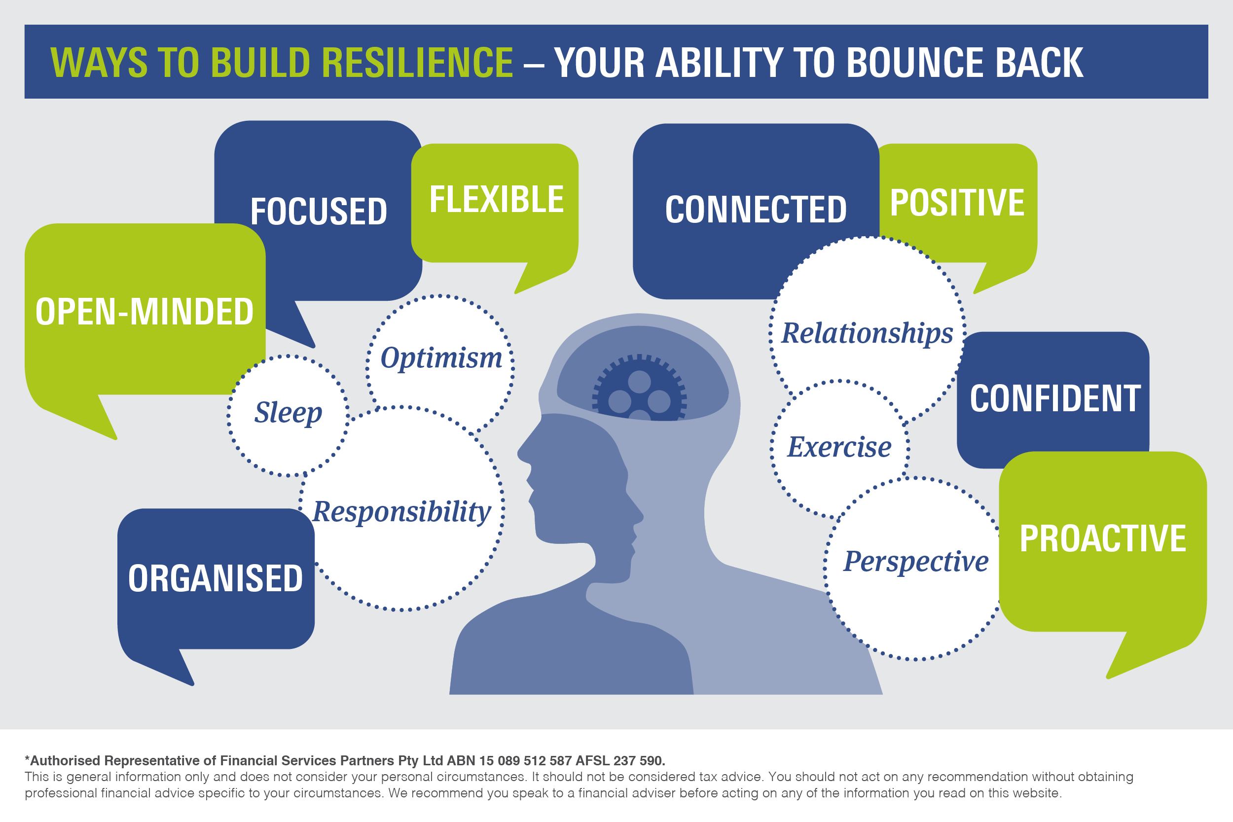 Ways To Build Resilience