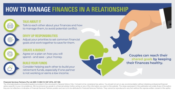 Infographic_How to manage finances in a relationship