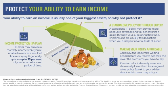 Infographic_Protect your ability to earn income income