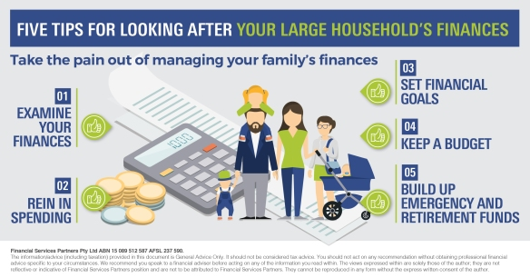 Infographic_Five tips for looking after your large household's finances_FSP