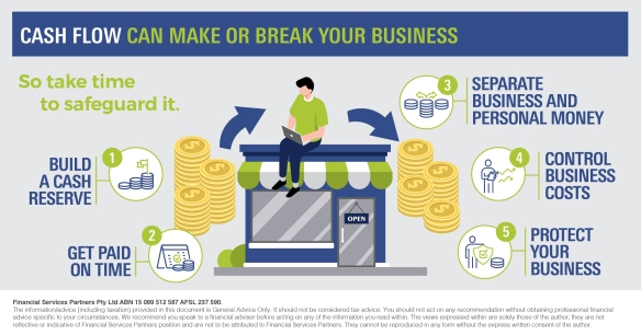 Infographic_Cash flow can make or break your business_FSP