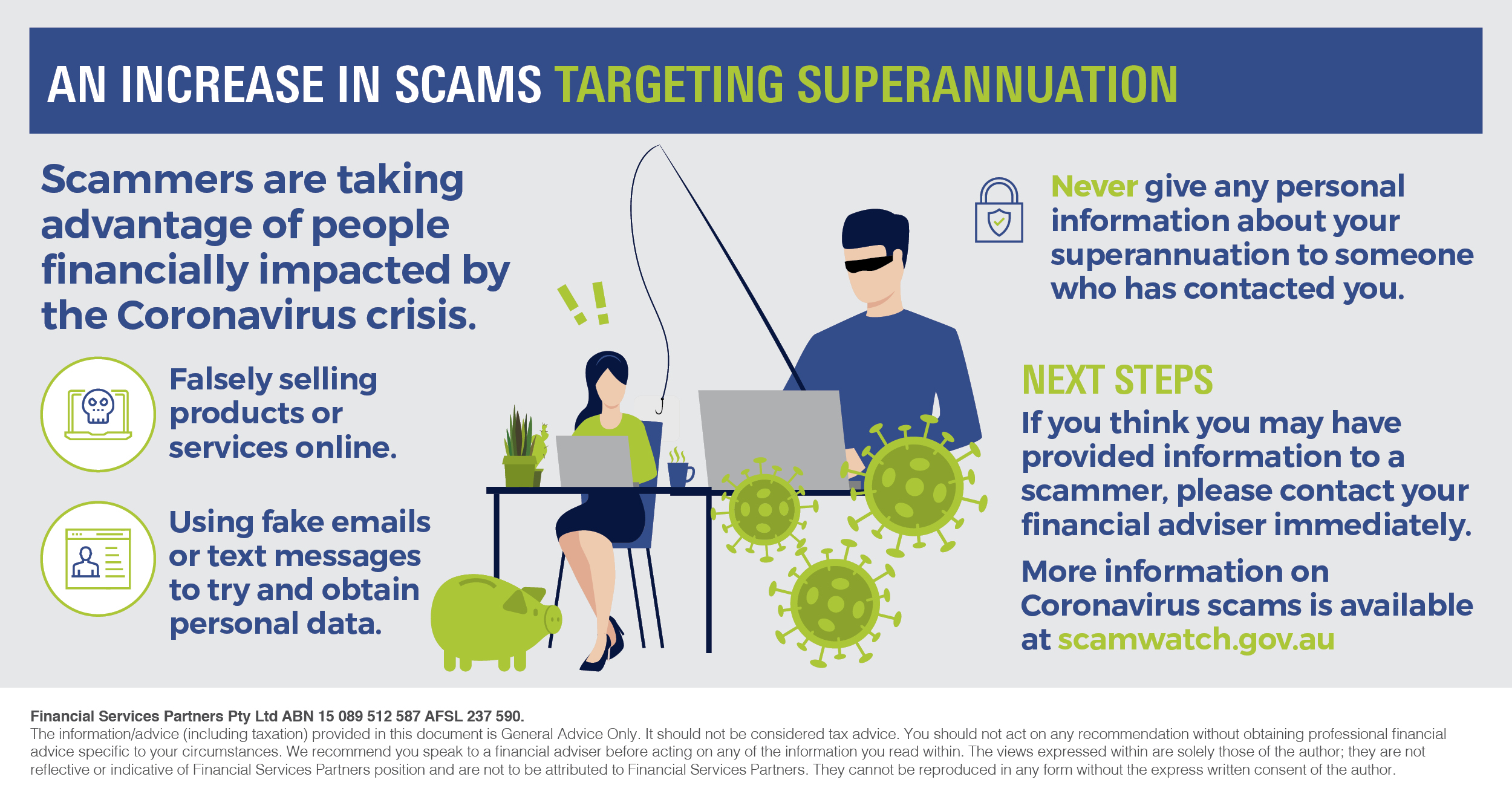 Infographic_An increase in scams targeting superannuation_FSP